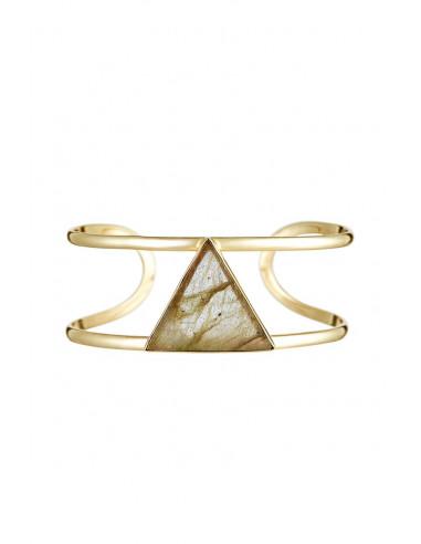 Bracelet Tara Moonstone orné de Labradorite